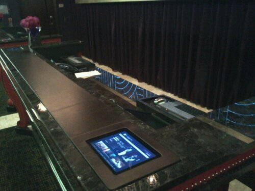 GearDiary The iPad in Action In Las Vegas!