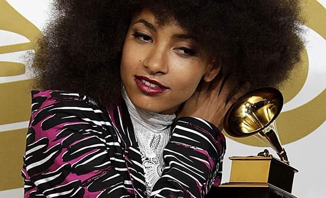 Esperanza Spalding Grammy