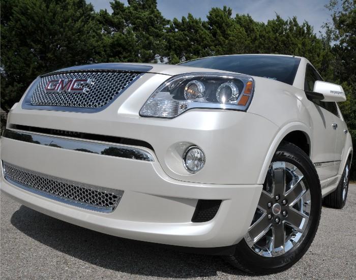 SUVs GMC Cars