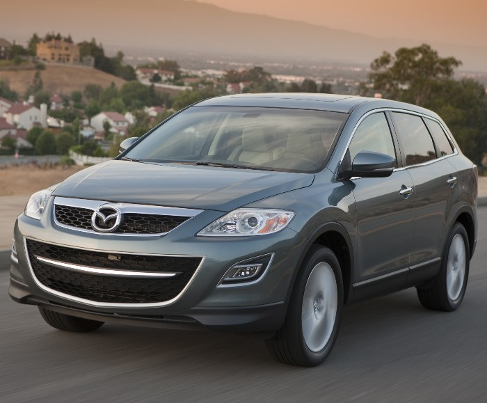 GearDiary 2011 Mazda CX-9 Still a Winner