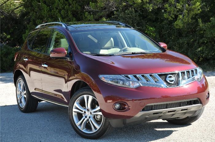 SUVs Nissan Cars