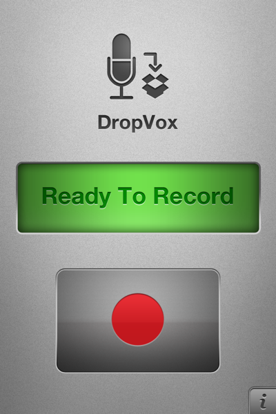 Voice Recognition Mac Software iPhone Apps Dropbox Cloud Computing