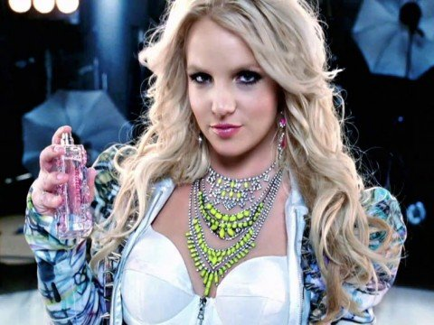 Pop Goes the Music Diary: Britney $pears New Commercial ... um, I Mean Music Video