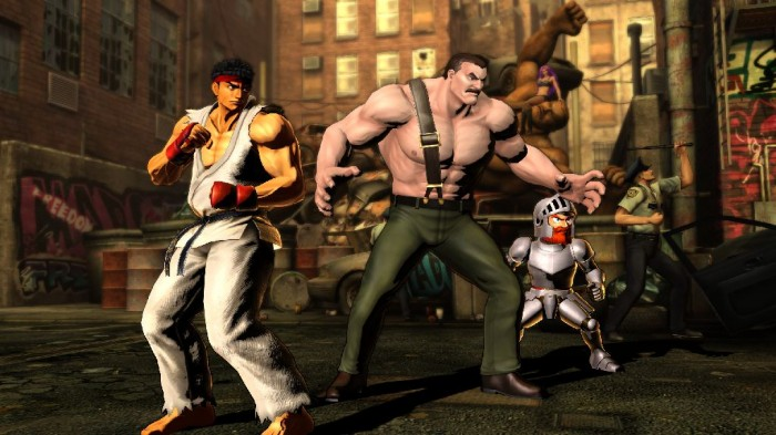 PlayStation 3 Game Review: Marvel vs. Capcom 3: Fate of Two Worlds