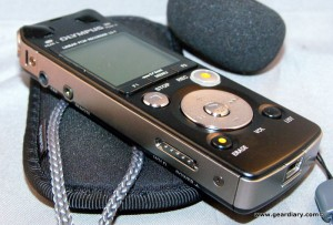 GearDiary Olympus LS-7 Linear PCM Recorder Review