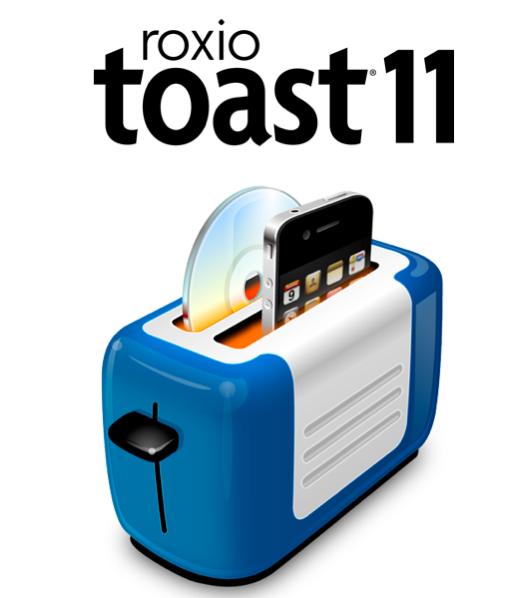 Roxio Toast 11.0.6 Titanuim  - Subia Propia PL