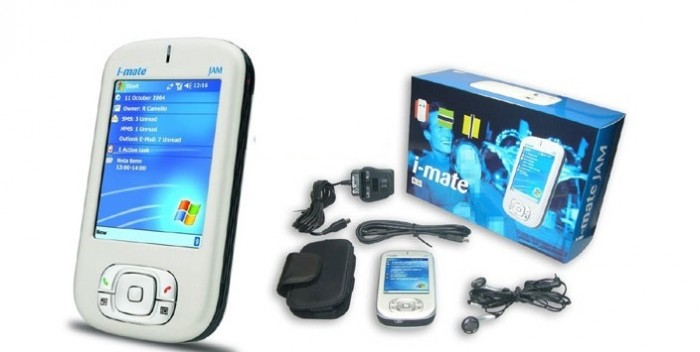 First Look: I-Mate JAM Pocket PC