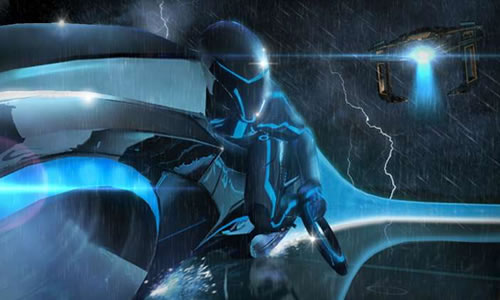 GD Quickie: Check out the 'Tron: Uprising' Trailer!