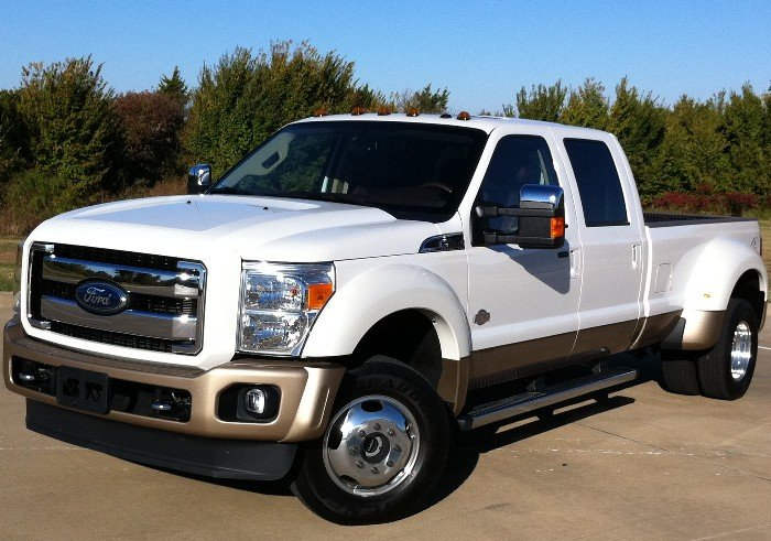 Ford F-450 Super Duty Lets the Good Times Roll (and Roll and Roll)