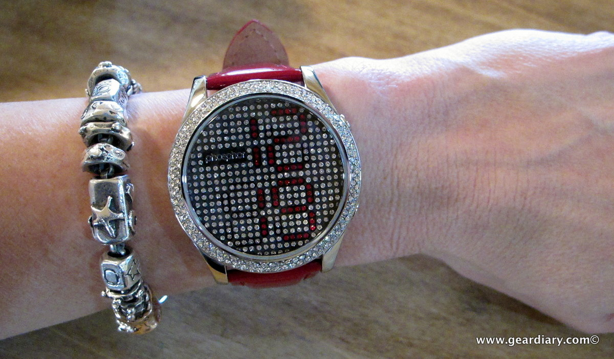 GearDiary The Phosphor Appear Watch Review