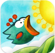Tiny Wings for iPhone/Touch