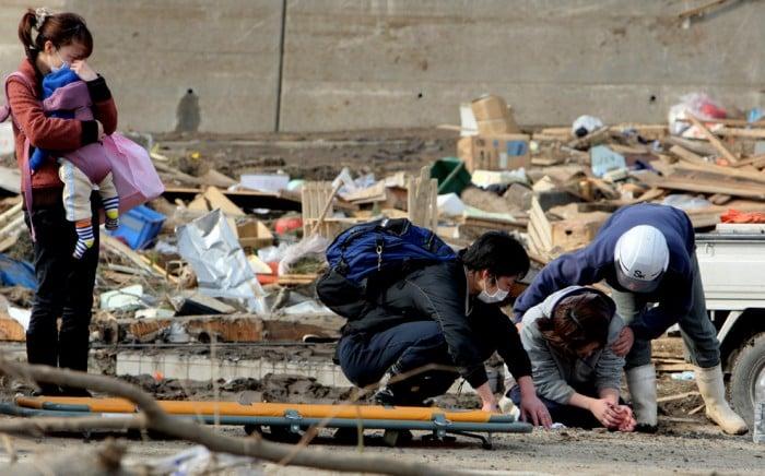 japan earthquake 2011 tsunami. The 2011 Japan Earthquake and