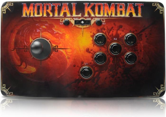 Mortal Kombat...the joy is back