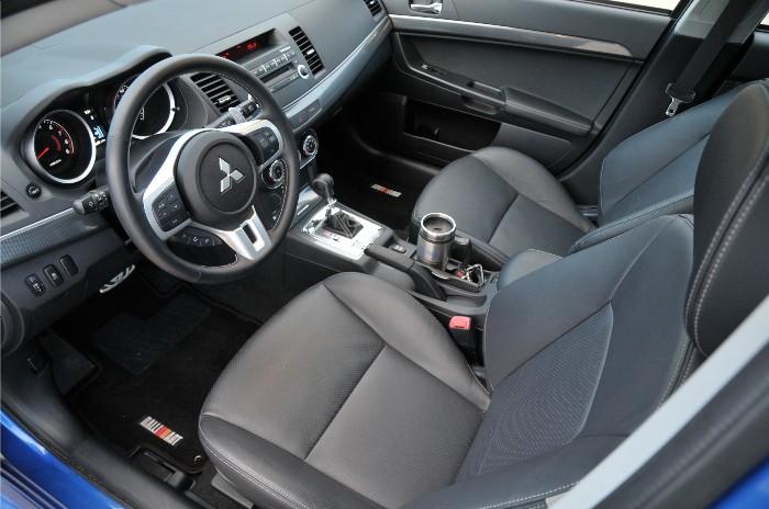 Mitsubishi Lancer Sportback Ralliart: More Than Just an Evo-Lite