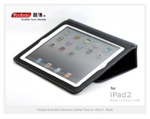 iPad 2 Case Review: Yoobao Executive Genuine Leather Case for iPad 2