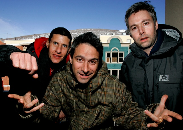 Music Diary Songs of Note: Beastie Boys 'Make Some Noise'