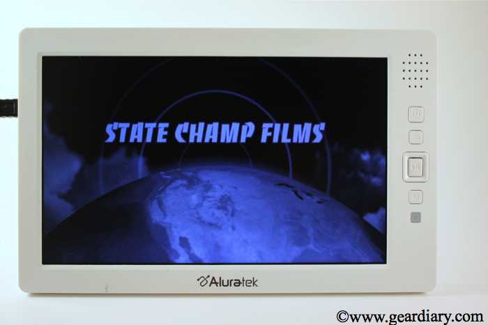 GearDiary Review: Aluratek Cinepal HD Personal Media Player