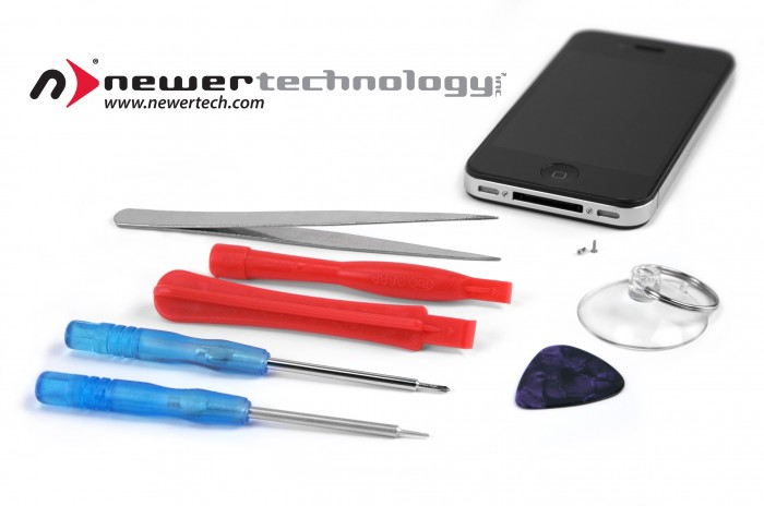 NewerTech Helps You Tear Apart Your iPhone Properly