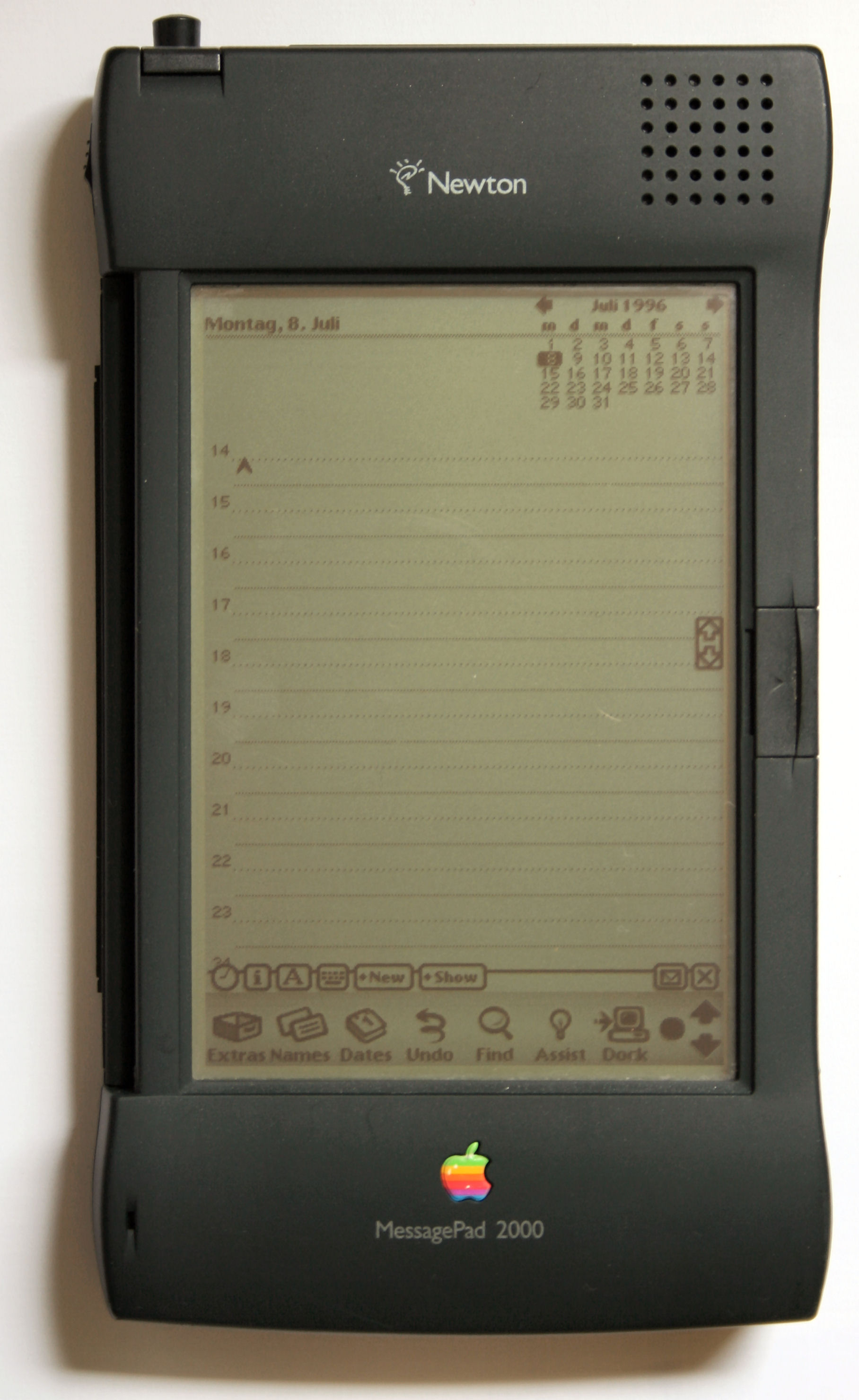 First Look at Apple's New Pen Based Tablet!