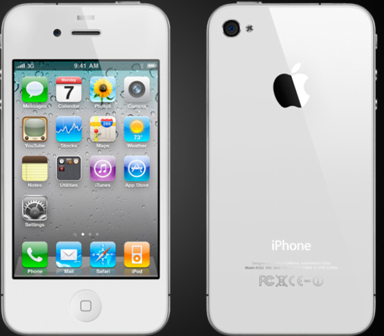 Seriously, the White iPhone 4??? Who Cares!?