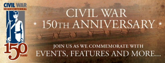 Today Marks the Sesquicentennial of the Start of the U. S. Civil War
