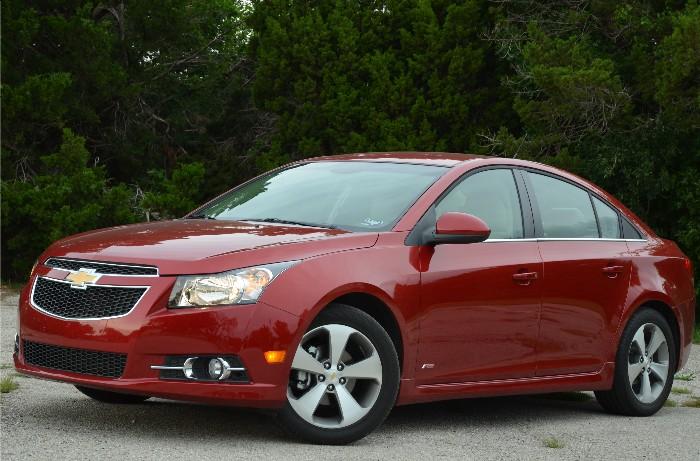 2011 Chevrolet Cruze a 'Sound' Choice