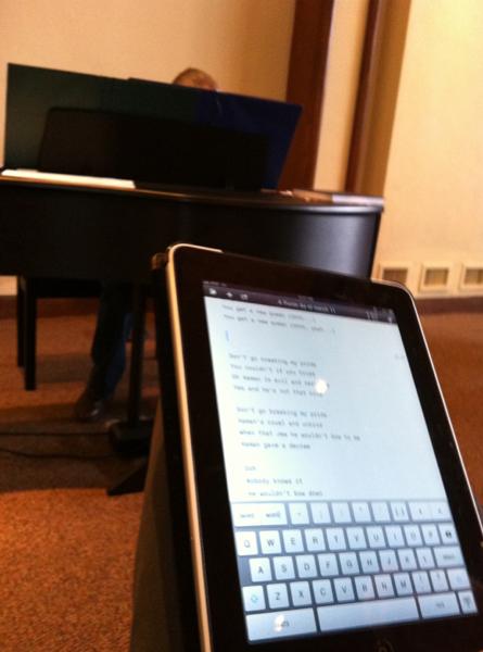 Ultra Portable Tablets iPad