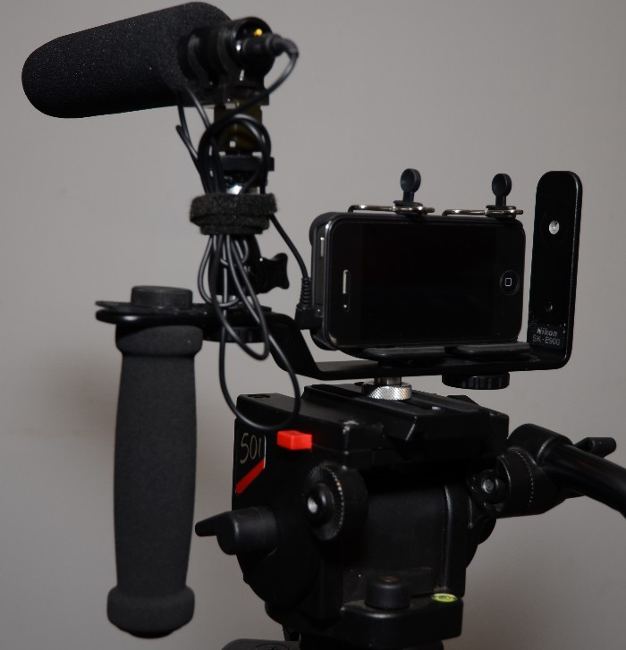 iPhoneography update: Going HDSLR (almost)