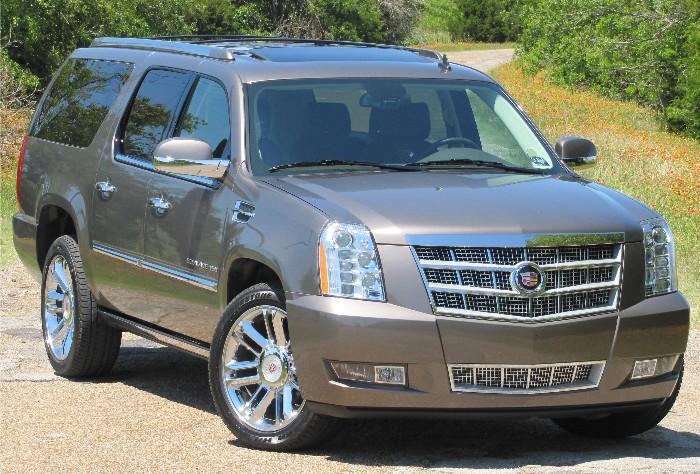 SUVs Cars Cadillac