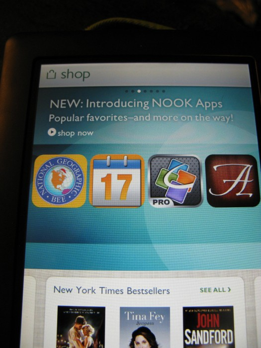 Nook eBooks Android   Nook eBooks Android