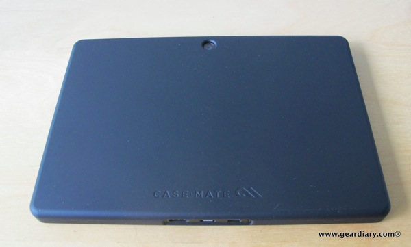 GearDiary BlackBerry Playbook Case Review: Case-Mate Barely There