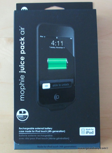Mophie iPod Gear iPod and Touch Devices Audio Visual Gear