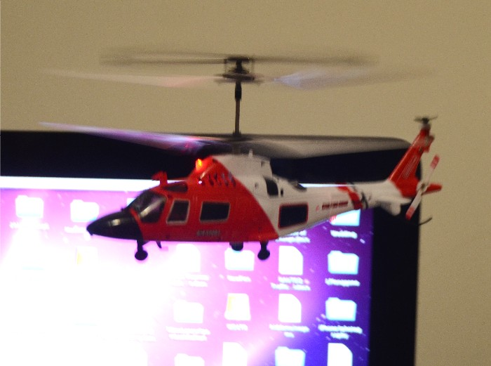 GearDiary Review:Swann Flying High with New RC Indoor Helicopter Line
