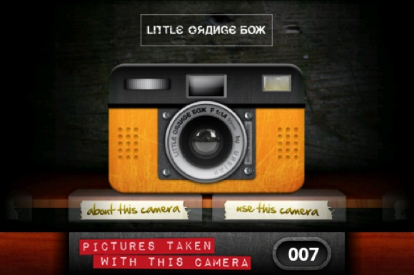 GearDiary Android App Review: Retro Camera Review