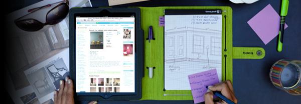GearDiary iPad 2 Case Review: Booqpad iPad 2 Agenda