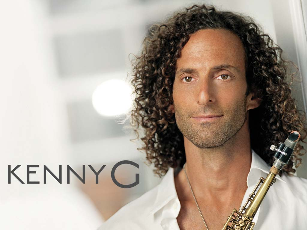 GearDiary Pop Goes the Music Diary: Kenny G ... Musical Hack & Necrophiliac