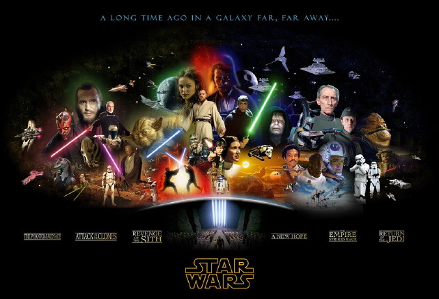 GearDiary May the Fourth Be With You!  Star Wars Blu-Ray Details Revealed!