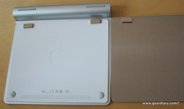 GearDiary Mac Accessory Review: Magic Connector for Apple's Trackpad and Bluetooth Keyboard