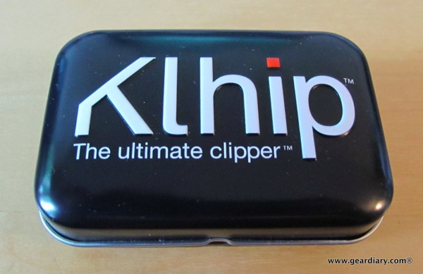 """GearDiary Grooming Tool Review: Klhip """"The Ultimate Clipper"""""""