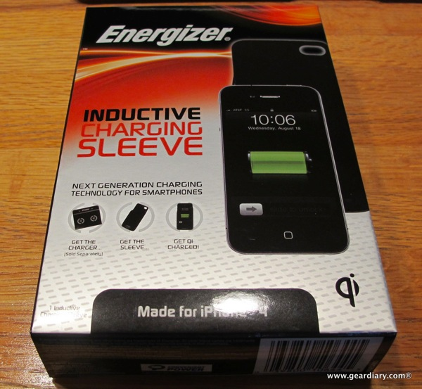 GearDiary Energizer Qi-Enabled 3 Position Inductive Charger Review