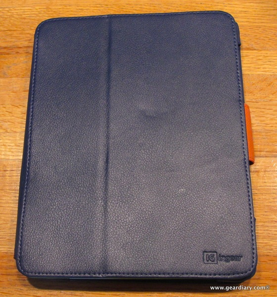 GearDiary iPad 2 Case Review: InGear Smart Folio