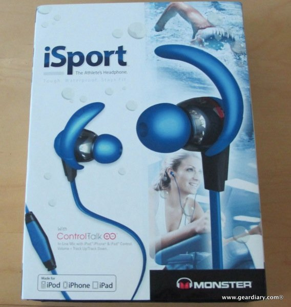 Monster iPod Gear iPhone Gear Headphones Fitness Audio Visual Gear