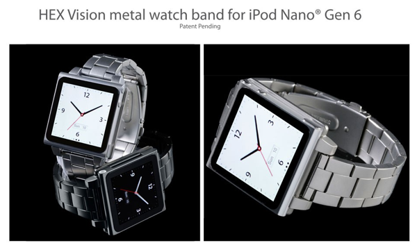 Watches iPod Gear Fashion Audio Visual Gear