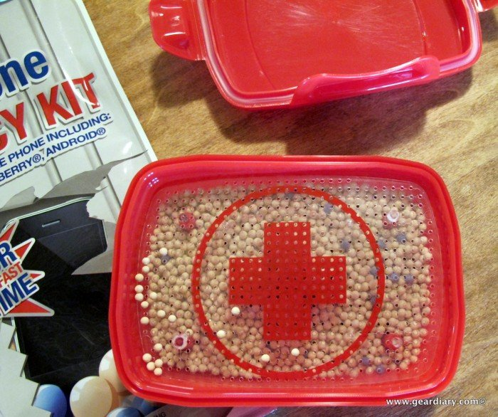 DRY-ALL Wet Smartphone Emergency Kit Review