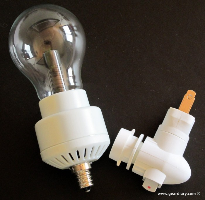 GearDiary Useful Things: The Plasma Bulb Night-Light Review