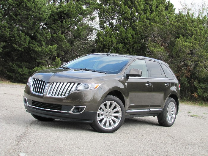 GearDiary 2011 Lincoln MKX More Than a Fancy Ford