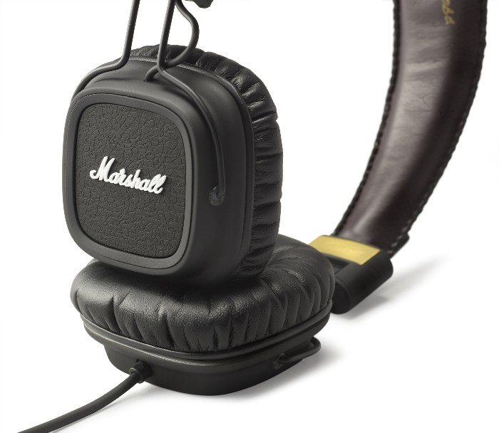 Marshall Headphones: The Major