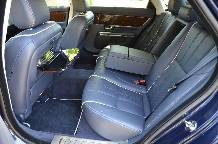 2011 Jaguar XJL Hopes 'The Road Goes On Forever'