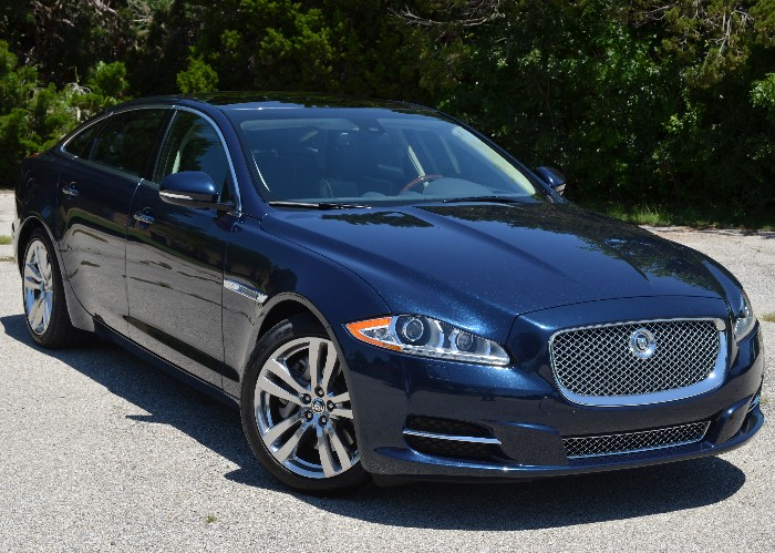GearDiary 2011 Jaguar XJL Hopes 'The Road Goes On Forever'