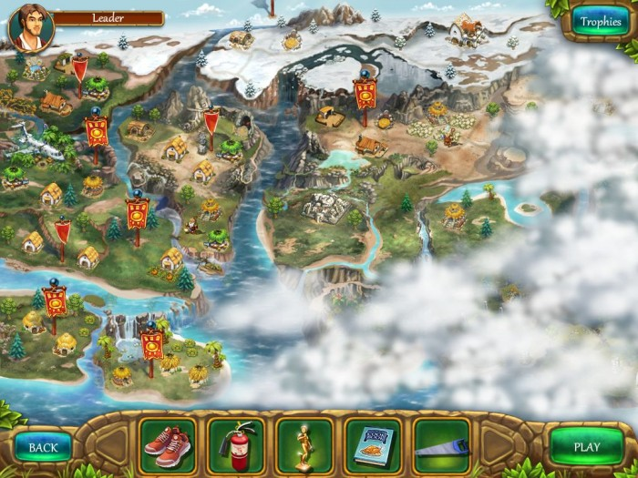 GearDiary iPad Game Review: Jack of All Tribes HD